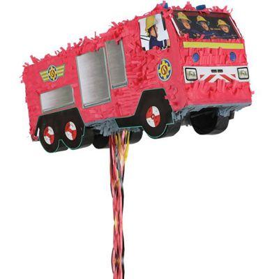 Fireman Sam Pull Piñata