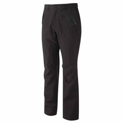 Craghoppers Mens Stefan Waterproof Trousers Black 32 Short Leg