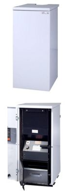 Trianco TRG45 (Mark 2) Gravity Fed Solid Fuel Boiler 13kW