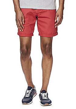 F&F Chino Shorts - Red