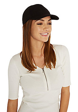 F&F Baseball Cap - Black