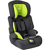 KinderKraft Comfort Up Group Group 1,2,3 Car Seat (Lime)