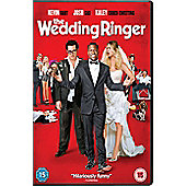 WEDDING RINGER, THE DVD