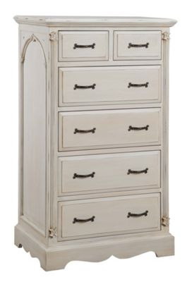Thorndon Beverley Bedroom 6 Drawer Chest