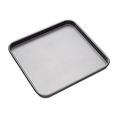 Master Class Non-Stick Square Baking Tray 26cm x 1cm, Sleeved
