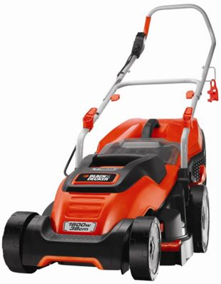BLACK+DECKER EMAX38i-GB 1500W Electric Rotary Lawn Mower