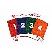 Jumping Bags - 4 Sack Race - Multi Colours - BuitenSpeel