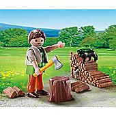 Playmobil Special Plus Lumberjack