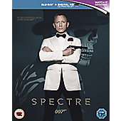 SPECTRE Blu-ray Digital HD UV