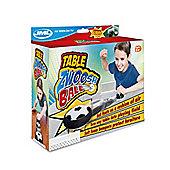 JML Table Zwoosh Ball Fun Air Hockey Table Game with Air Padding Cushion Ball