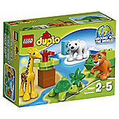 LEGO DUPLO Baby Animals 10801