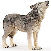 Papo Howling Wolf Animal Figure