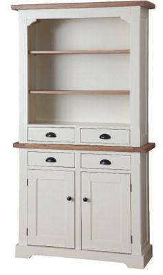 Wilkinson Furniture Buttermere Display Unit Top in Ivory