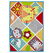 Baby Carousel Activity Play Mat