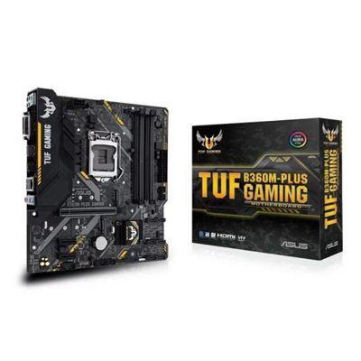 Asus TUF B360M-PLUS GAMING Motherboard