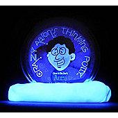 Crazy Aaron's Aura Glow in the Dark Thinking Putty