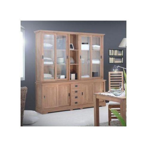 Tikamoon Neo Classic Flat Front Cabinet