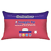 Slumberdown Snuggle Up Pillow Pair
