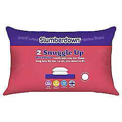 Slumberdown Snuggle Up Pillow Pair