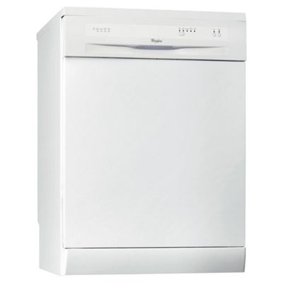 Whirlpool ADP5300WH Full Size Dishwasher, A Energy Rating. White