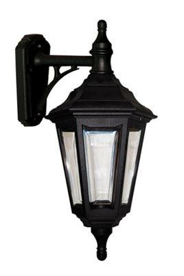 Elstead Lighting Kinsale 1 Light Outdoor Wall Lantern in Black
