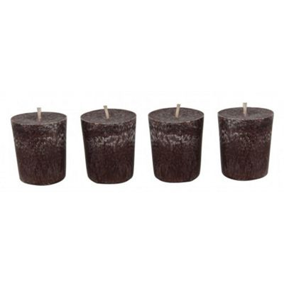 Cinammon Spice Scented Votive Candle