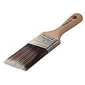 Stanley Max Finish Advance Synthetic Stubby Paint Brush 50mm (2in)