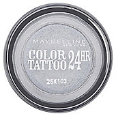 Maybelline Ancill Color Tattoo EternalSilver51