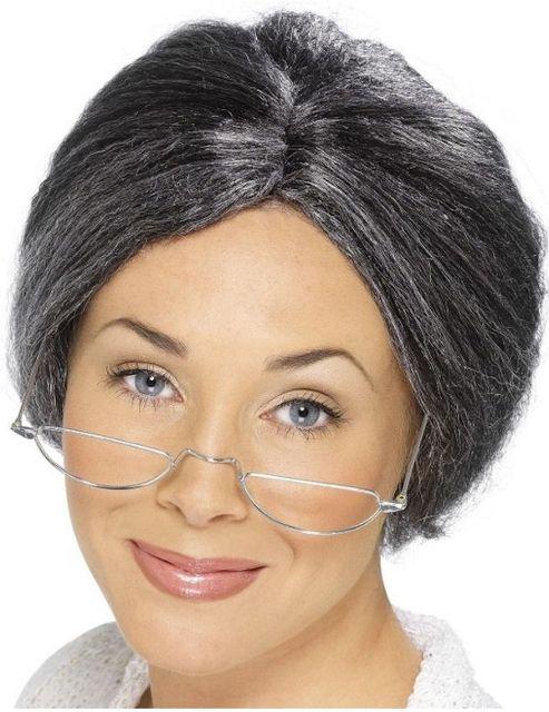 Granny Wig Grey