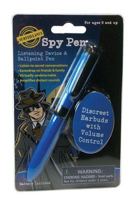 Spy Pen (Blue)