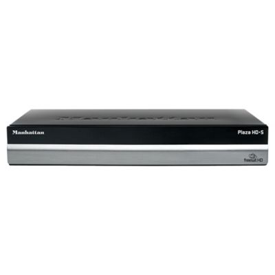 Manhattan Plaza HD-S Freesat HD Installation Bundle