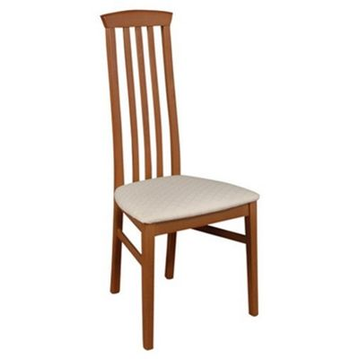 Caxton Lichfield Slatted Back Chair (Set of 2)