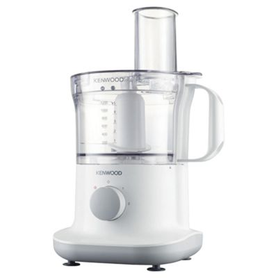 Kenwood FPP210 Food Processor, White