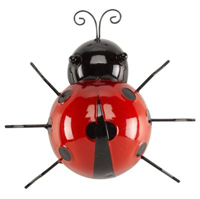 Smart Garden Décor Ladybird