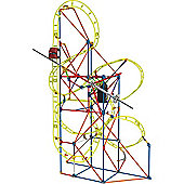 K'Nex Clockwork Roller Coaster Building Set