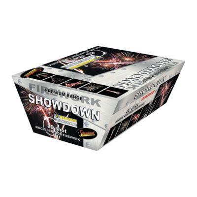 Showdown 80 Shot Firework