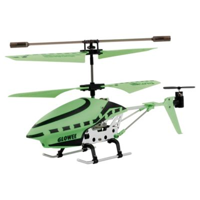 Revell Control RC Helicopter Glowee 2.4GHZ
