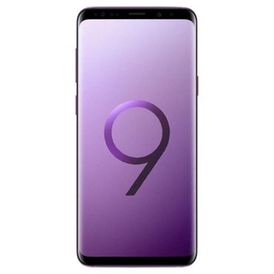 Tesco Mobile Samsung S9+ Purple