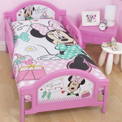 Minnie Mouse Toddler/Junior Bed