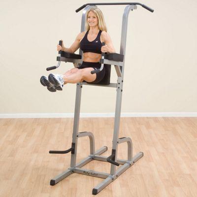 Body-Solid Vertical Knee Raise Machine