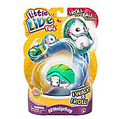 Little Live Pets S1 Lil Hedgehog - Sally Seeds #Green