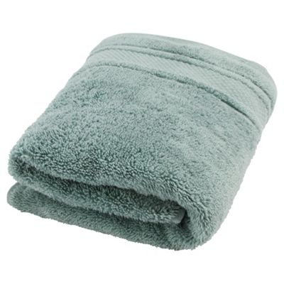 Finest Pima Cotton Hand Towel - Duck Egg