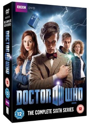 Doctor Who Series 6 Complete (DVD Boxset)