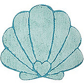 Mermaid Treasures Shell Rug 63 x 54 cm