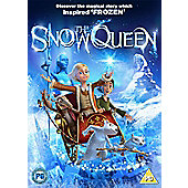 The Snow Queen DVD