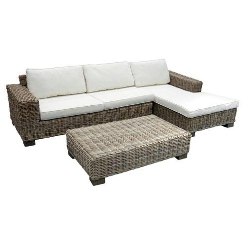 Dobbies Portobello Sofa Set