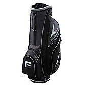 Forgan Of St Andrews Super Lightweight Golf Trolley Bag W/ 14 Dividers Silver