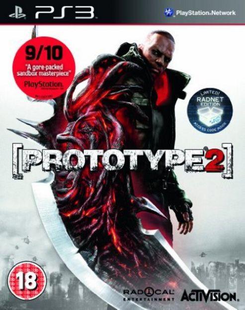 Prototype - Radnet Edition (PS3)