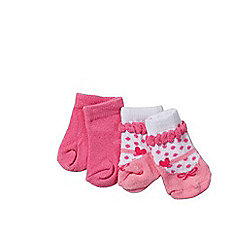 Baby Born Doll Socks