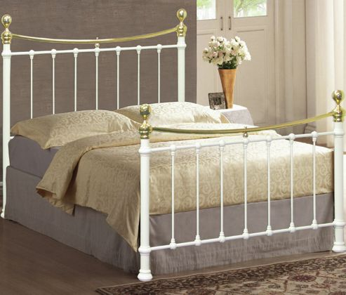 Sareer Furniture Shelby Double Bed Frame